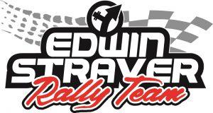 Edwin Straver logo Dakar